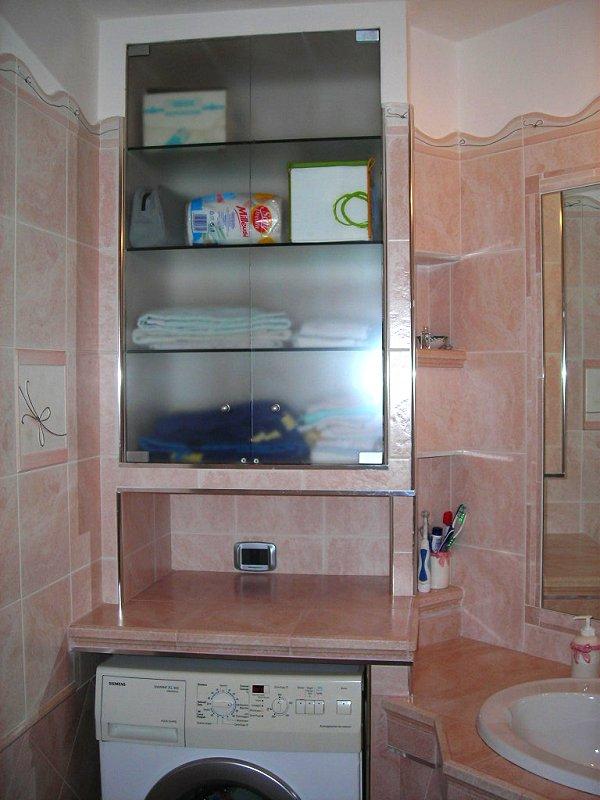With mobili bagno muratura - Camera nascosta in bagno ...